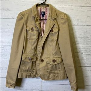 Gap tan jacket